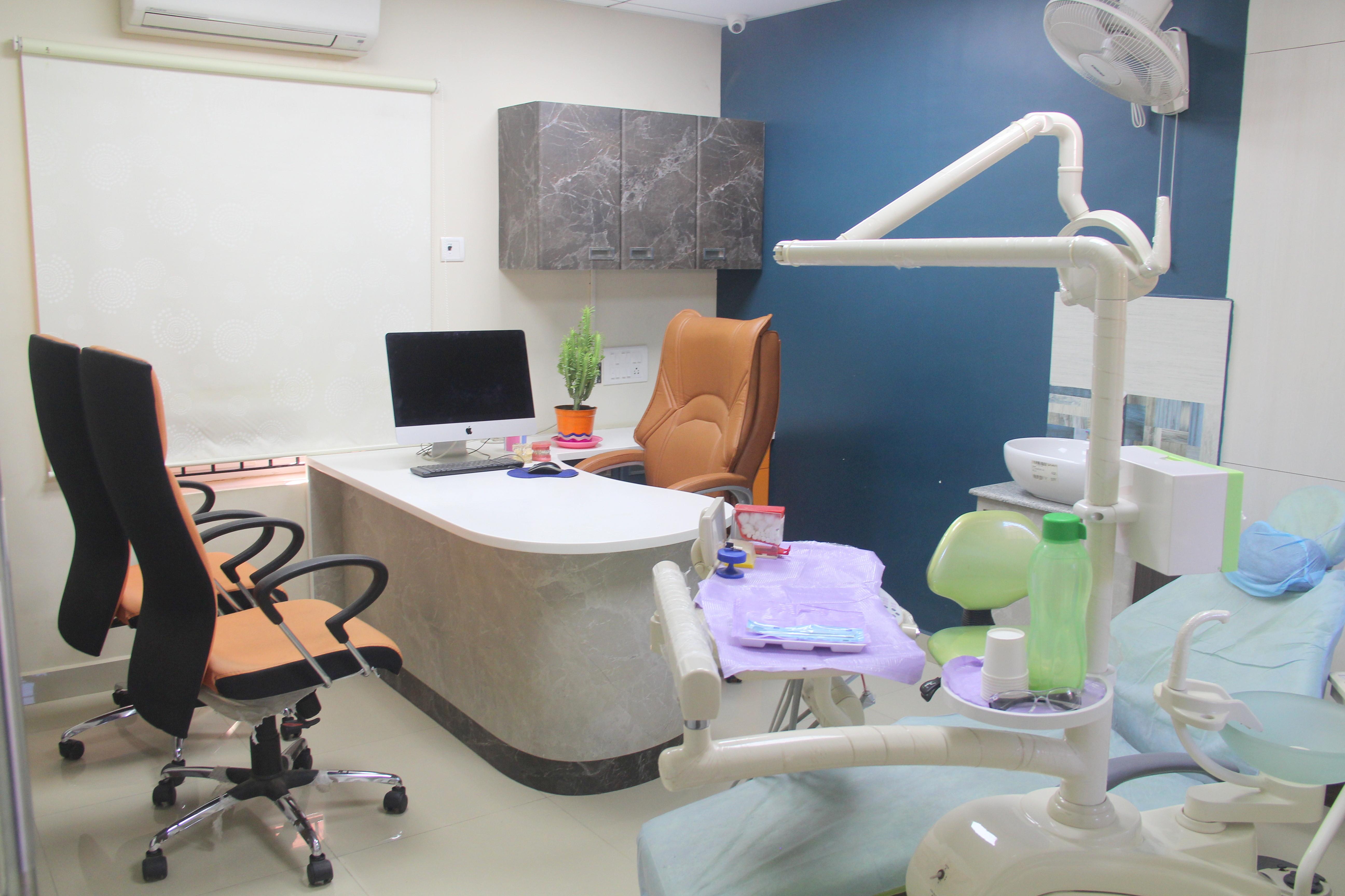 best laser dental clinic in Chennai