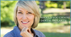 right candidate for dental implant